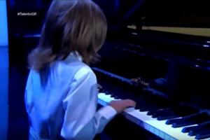 Από το Ελλάδα έχεις ταλέντο στο Carnegie Hall - Ο 6χρονος μπόμπιρας που έχει ξετρελάνει τους πάντες! (video)