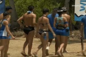 Nomads 2: Απίστευτοι χαρακτηρισμοί ανάμεσα στις ομάδες! - «Μ@λ@κες, κλάψες» (Video)