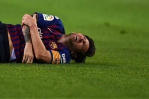 Σοκ για τον Μέσι: Τραυματίστηκε σοβαρά! (video)