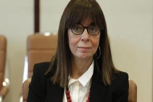 Νέα πρόεδρος του ΣτΕ η Αικατερίνη Σακελλαροπούλου