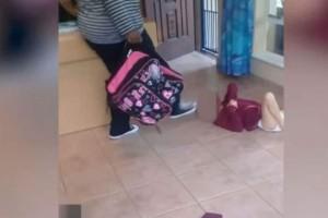 Απαράδεκτο βίντεο: Νηπιαγωγός κλωτσά στο κεφάλι παιδί με αναπηρία