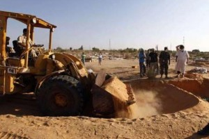 Φρίκη: 110 πτώματα ανασύρθηκαν από ομαδικό τάφο!