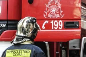 Θεσσαλονίκη: Ξέσπασε μεγάλη φωτιά!