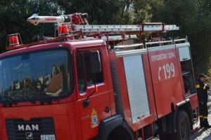 Φωτιά σε σπίτι στη Λακωνία!