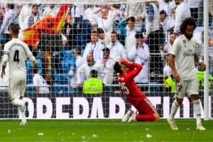 Νέο κάζο και ιστορικό αρνητικό ρεκόρ για τη Ρεάλ Μαδρίτης!