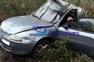 Τροχαίο στην Εθνική: Τρεις ποδοσφαιριστές τραυματίστηκαν!