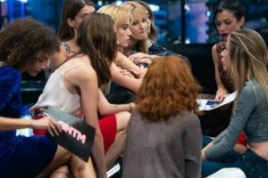 GNTM: Βίκυ Καγιά-Ζενεβιέβ Μαζαρί-Έλενα Χριστοπούλου δίνουν την πιο απαιτητική δοκιμασία! (video)