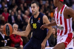 Euroleague: Ο Σλούκας σκότωσε τον Ολυμπιακό!