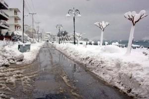 Χειμωνιάζει από την Παρασκευή σ' όλη την χώρα: Σφοδρές χιονοπτώσεις!