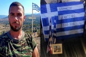 """Κωνσταντίνος Κατσίφας: Αλβανοί αστυνομικοί """"μπουκάρουν"""" σε σπίτια για να βρουν τη σημαία του! (video)"""