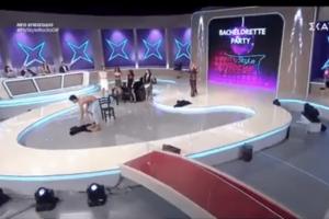 My style rocks 2 Gala: Η αναστάτωση της Σπυροπούλου με χορευτή! (video)
