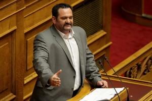 """Προκαλεί ο χρυσαυγίτης βουλευτής Λαγός: """"Το Πολυτεχνείο δεν είχε νεκρούς""""!"""
