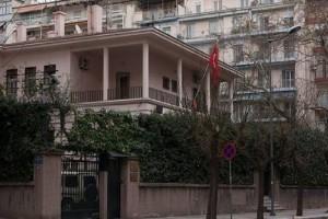 Θεσσαλονίκη: Απεργία πείνας έξω από το τουρκικό προξενείο!