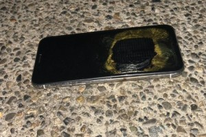 Σοκ: iPhone εξερράγη μόλις έκανε το update το iOS 12 (Photos)