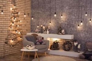 5 Χριστουγεννιάτικες ιδέες διακόσμησης για μικρούς χώρους!