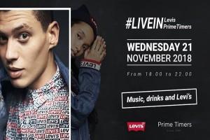 Ζήσε την απόλυτη #LiveInLevis εμπειρία!