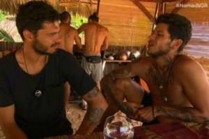 Nomads 2: Λύθηκε η παρεξήγηση ανάμεσα στον Mike και τον Χαριστέα!  Εξηγήθηκαν οι παίκτες... (βίντεο)