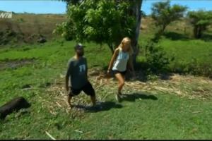 Nomads 2: Δείτε τι απίστευτο έκαναν οι Εισβολείς στη Σαβάνα! (video)