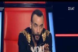 The Voice: Η συγκίνηση του Μουζουράκη και οι επικές απειλές... της Παπαρίζου! (Video)