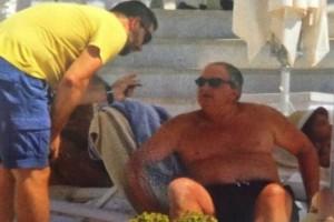 Ο Κώστας Καραμανλής κάνει δίαιτα και αυτή είναι η διατροφή του!