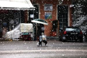 Βαρυχειμωνιά: Βροχές, καταιγίδες, ισχυροί άνεμοι και χιόνια!