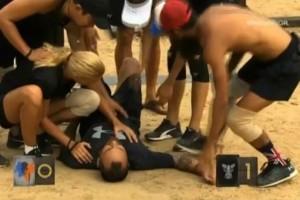 Nomads: Τραυματισμός και για τον μισθοφόρο! Η απίστευτη κίνηση του Ντιμάρ! (video)