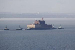 Ο πρώτος πλωτός πυρηνικός σταθμός της Ρωσίας είναι γεγονός! (video)