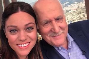 Αντωνοπούλου - Παπαδάκης: Πρώτη δημόσια εμφάνιση της Μπάγιας με τον άνδρα της ζωής της, μετά τον σάλο!