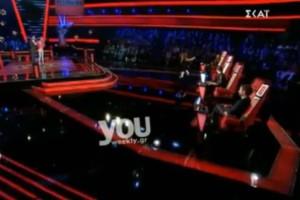 The Voice: «Αν κάποιος δεν σε κλέψει δεν μπορείς να φανταστείς τι θα γίνει στα καμαρίνια» Η «απειλή» της Παπαρίζου στους κριτές! (Βίντεο)