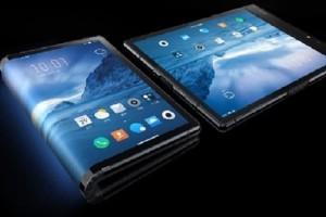 Ήρθε το πρώτο κινητό που διπλώνει σαν πορτοφόλι! (video)