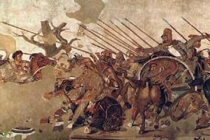Σαν σήμερα στις 12 Νοεμβρίου το 333 π.Χ. έγινε η Μάχη της Ισσού!
