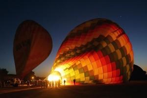 Η φωτογραφία της ημέρας: Βόλτα με αερόστατο!
