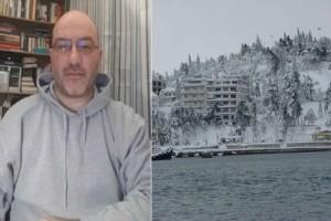 """""""Έρχονται χιόνια και πλημμύρες"""" - Ο Σάκης Αρναούτογλου προειδοποιεί! (video)"""