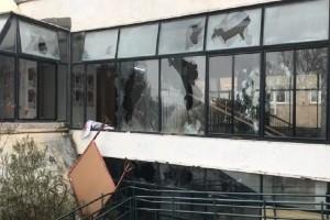 Εικόνες καταστροφής στο Αριστοτέλειο Πανεπιστήμιο Θεσσαλονίκης!