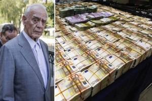 Ο Άκης Τσοχατζόπουλος και τα 19.000.000 ευρώ σε σπίτι πολιτικού του ΠΑΣΟΚ!