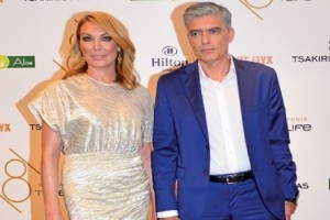 Τατιάνα Στεφανίδου - Νίκος Ευαγγελάτος: Το γλυκό της δώρο της παρουσιάστριας στον σύζυγό της!