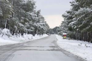 Απίστευτο: Δεν φαντάζεστε σε ποια περιοχή χιονίζει από το πρωί!