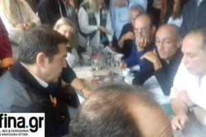 Αλέξης Τσίπρας: Επισκέφτηκε το Μάτι μαζί με τον Σπίρτζη! (photos)