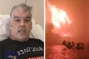 Τραγωδία στο Μάτι: Ξύπνησε μετά από 78 μέρες στην εντατική και συνάντησε ξανά την οικογένειά του! Συγκλονίζει η ιστορία του! (video)