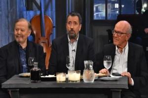 Στην υγειά μας ρε παιδιά: Γιατί ο Σπύρος Παπαδόπουλος πίνει πάντα καφέ και όχι κρασί στα γυρίσματα;