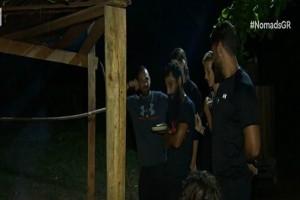Nomads: Πως αντέδρασαν οι δύο ομάδες μετά την μετακίνηση του Ντιμάρ! (video)