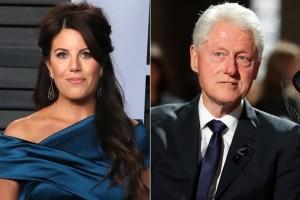 Μόνικα Λεβίνσκι: Αποκαλύπτει τι συνέβη στο μπάνιο του οβάλ γραφείου Μπιλ Κλίντον την περίφημη «νύχτα του λεκέ»