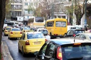 Κυκλοφοριακό κομφούζιο στο κέντρο της Αθήνας! - Σε ποιους δρόμους υπάρχει απίστευτη κίνηση;