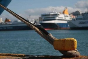 Έσκασε τώρα: 24ωρη απεργία στα πλοία!