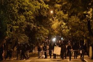 Μέλος του Ρουβίκωνα ανάμεσα στους συλληφθέντες στα Εξάρχεια!