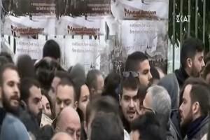 Χαμός στο Πολυτεχνείο: Χτύπησαν βουλευτές του ΣΥΡΙΖΑ!