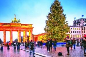 """Το Βερολίνο """"φωνάζει"""" Christmas is coming…!"""