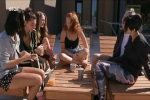 GNTM: Ειρωνείες και γέλια για την αποχώρηση της Μέγκι! (video)