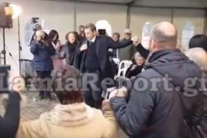 Το λεβέντικο τσάμικο του Απόστολου Γκλέτσου! (video)