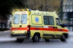 Τροχαίο στη Λάρισα: Ένας τραυματίας!